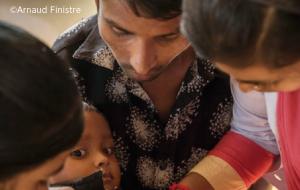 世界の現状に目を向けようロヒンギャ難民の今