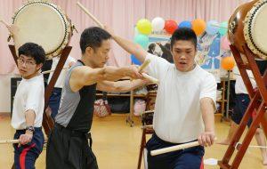 <寄稿>横浜音祭り2019 インクルージョン事業⑤</br>『林英哲 若葉台特別支援学校/和太鼓ワークショップ』