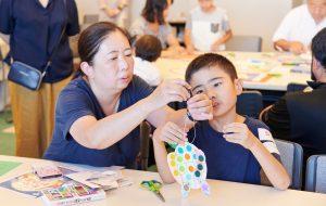 <寄稿>横浜音祭り2019 インクルージョン事業③</br>『音と光の動物園』親子で楽しむインタラクティブワークショップ